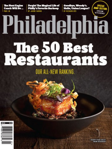 Philadelphia Magazine Released Its 2017 Top 50 Best Restaurants Edition Today There Are A Conshy Connections