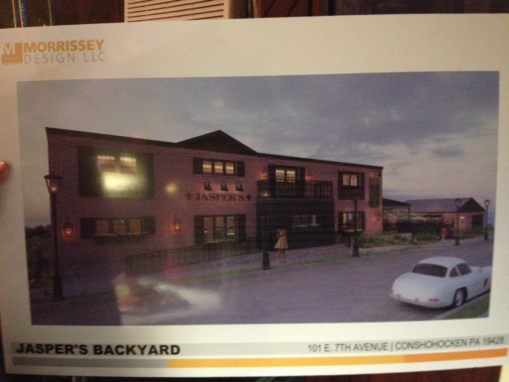 first look at jasper u0027s backyard the restaurant bar that hopes to