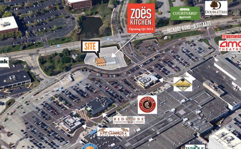 we had never heard of zoes kitchen until today they have locations in about 12 states and have four in the area here is a little about them - Zoes Kitchen Locations