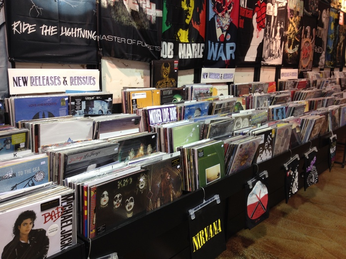 Vintage Vinyl Records - RECORD STORE