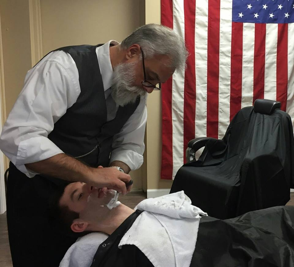 George Bruno Luxury Barber And Beardsmith Now In