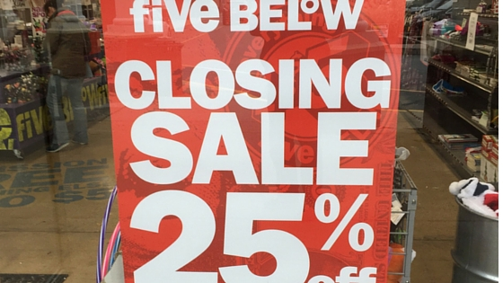 Five Below And Game Stop Leaving Plymouth Square Shopping