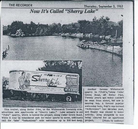sherry lake 2