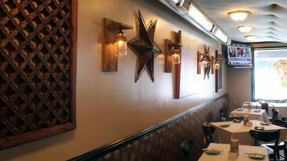 New chef menu and updated decor at gypsy saloon in