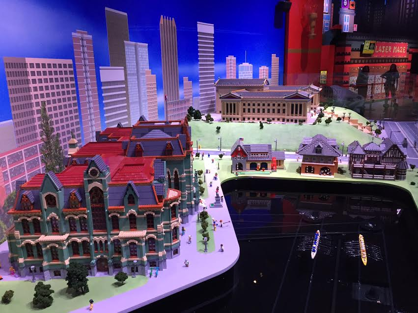 A Look Inside The Soon To Open Legoland Discovery Center