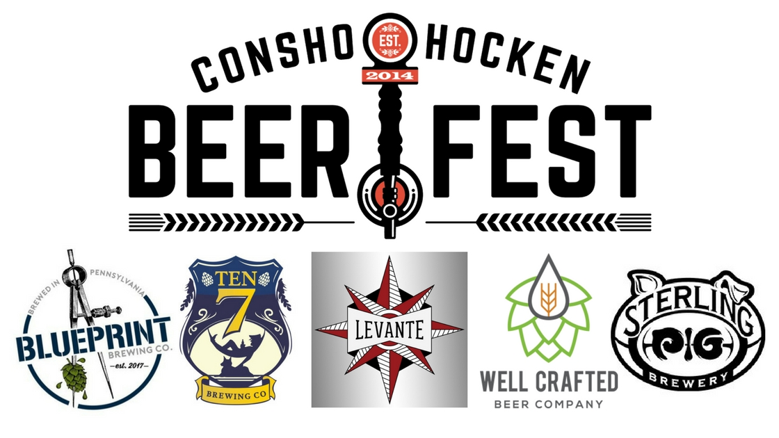 First five breweries announced for conshohocken beer festival first five breweries announced for conshohocken beer festival malvernweather Gallery