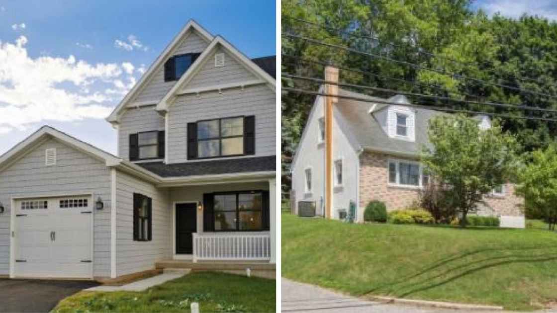 Two Open Houses Today | Binnie Bianco Of Long U0026 Foster